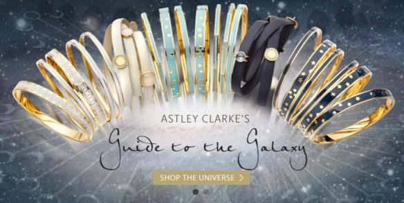 Astley Clarke Guide to the Galaxy