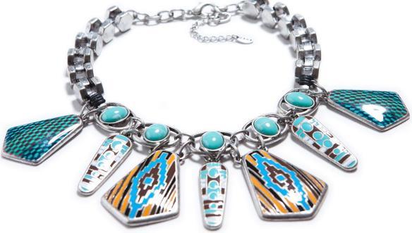 Zara tribal necklace