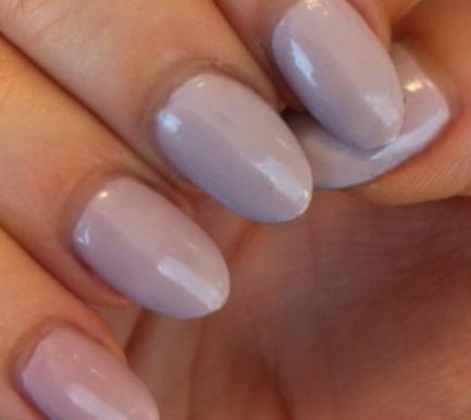 Grurple nails
