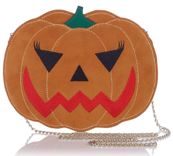 Charlotte Olympia Halloween Clutch