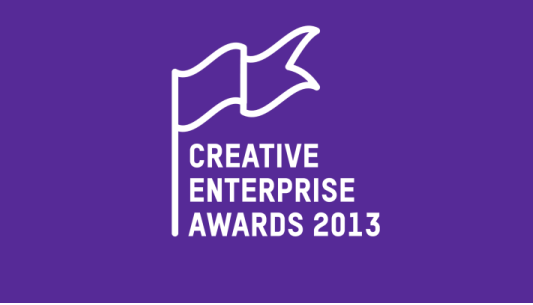 Creative Enterprise Awards 2013