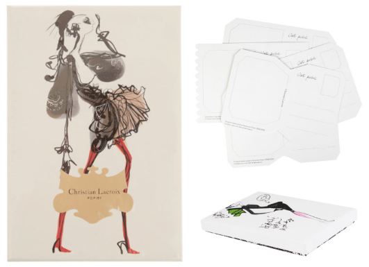 Christian Lacroix Stationery