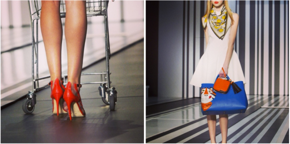 Anya Hindmarch Counter Couture