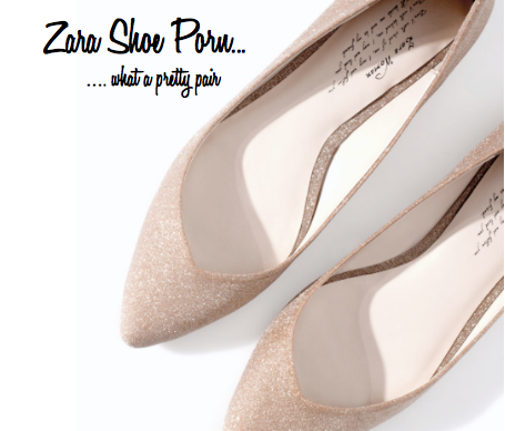 Zara Shoe Porn