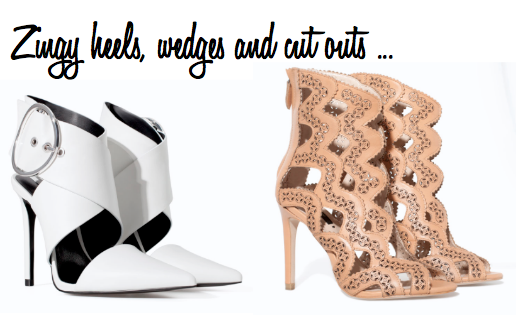 Zara Shoe Boots